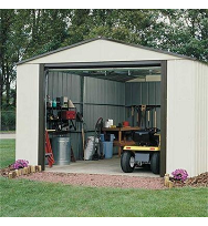 Metal Garden Storage Buildings