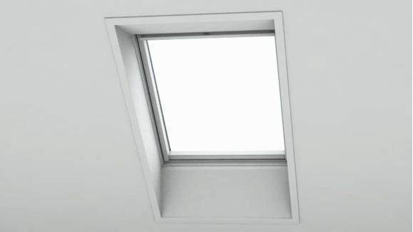 velux roof window ggu 0050 ck02. Black Bedroom Furniture Sets. Home Design Ideas