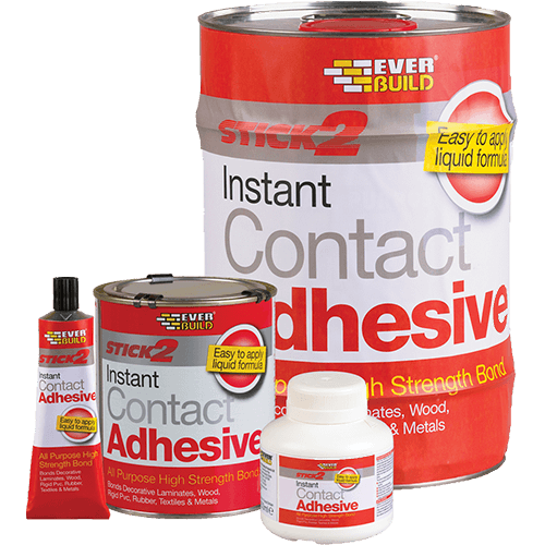 Everbuild Contact Adhesive 750ml