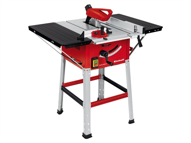 Einhell Th Ts1525 Table Saw Extensions 240 Volt