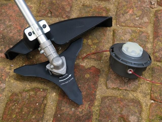 Ryobi Petrol Brush Cutter Full Crank 52cc 2 Stroke Rbc52fsb