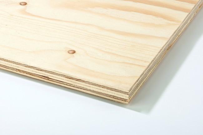 Reg Sheathing Plywood 1 2 8 X4
