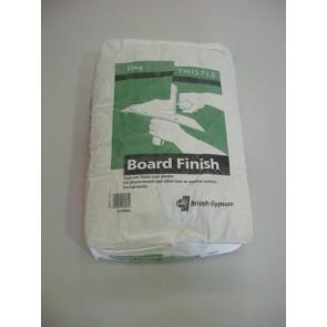 Thistle Board Finish