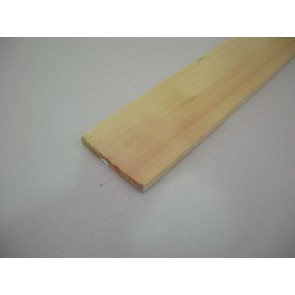 12mm x 95mm (4 x 1/2) Planed All Round Softwood (Price Per Mtr.)