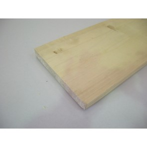12mm x 145mm (6 x 1/2) Planed All Round Softwood (Price Per Mtr.)