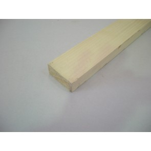 32mm x 45mm (2 x 1½) Planed All Round Softwood (Price Per Mtr.)