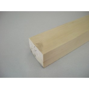 70mm x 95mm (4 x 3) Planed All Round Softwood (Price Per Mtr.)