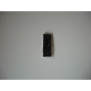 "3"" Black Steel Hinges(PAIR)"