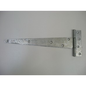 "450mm (18"") Galvanised Heavy Duty Tee Hinges(PAIR)"
