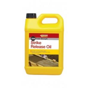 5 Litre Everbuild Strike Release Oil 206