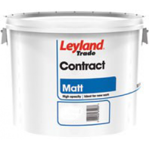 10 litre Leyland Magnolia Emulsion