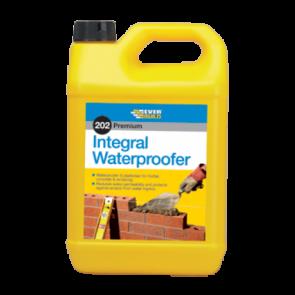 5 Litre Everbuild Integral Liquid Waterproofer