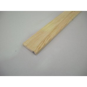 13mm x 70mm (3 x 1/2) Planed All Round Softwood (Price Per Mtr.)