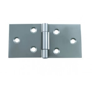 "1"" (25MM) SPECIALIST STEEL BACKFLAP HINGES ZINC PLATED(PAIR)"