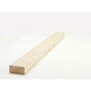 2.4mtr Length 75mm x 100mm (4x3) Easi Edge Timber KD C16