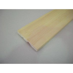 20mm x 145mm (6 x 1) Planed All Round Softwood (Price Per Mtr.)