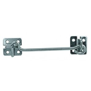 "6"" (150MM) SPECIALIST MILD STEEL CABIN HOOK ZINC PLATED"