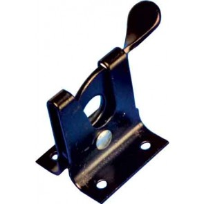SPECIALIST AUTOMATIC GATE LATCH JAPANNED SMALL