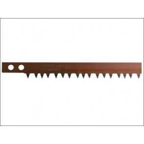 "Dry Cut Peg Tooth Hard Point Bowsaw Blade 60cm (24"")"