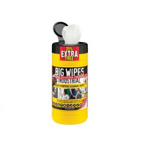 Big Wipes Industrial Wipes 80 Black Top 25% Extra