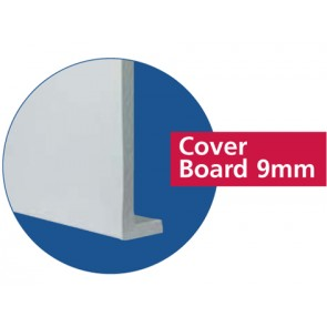 "9"" (225mm) Cover Board"