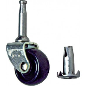 31MM SPECIALIST PEG FIX WHEEL CASTOR