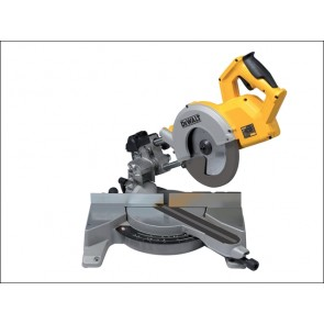 216mm 110 Volt DeWalt DW770 Crosscut Mitre Saw
