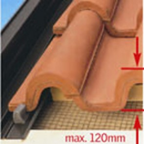 EDW UK08 Velux Tile Flashing Kit