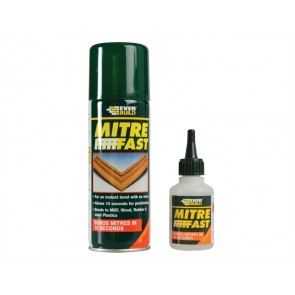 Everbuild Mitre Fast Bonding Kit Standard