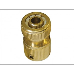 Brass Female Hose Connector ½""