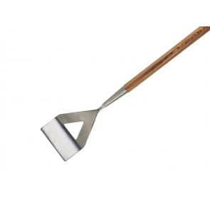 Dutch Hoe Stainless Steel with Wooden Handled 1.4m