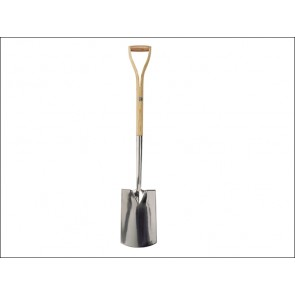 Digging Spade Stainless Steel with Ash Shaft YD