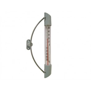 Thermometer External Swing Window