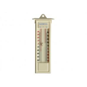 Thermometer Press Button Max - Min