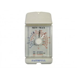 Thermometer Dial Max - Min