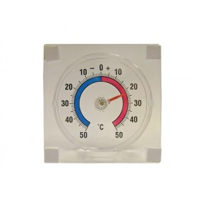 Stick On-Window Thermometer