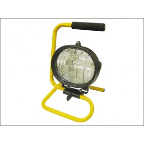 500 Watt 240 Volt Faithfull Portable Sitelight