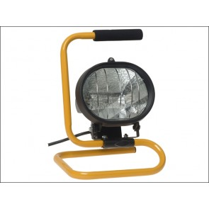 500 Watt 110 Volt Faithfull Portable Sitelight