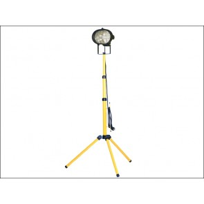 500 Watt 240 Volt Faithfull Sitelight Single Adjustable Stand