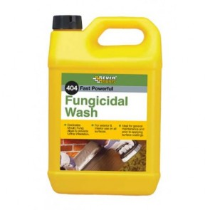 5 Litre Everbuild Fungicidal Wash