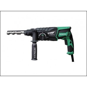 Hitachi DH26PH SDS + Hammer Drill 3 Mode 240 Volt