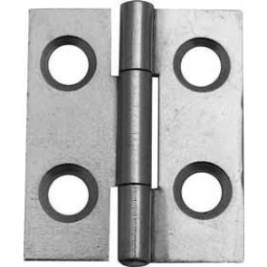 "1"" (25MM) SPECIALIST STEEL BUTT HINGES SELF COLOURED(PAIR)"