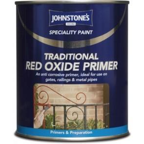 750ml Johnstones Traditional Red Oxide Primer