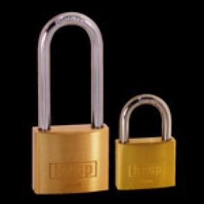 Kasp Padlock (Brass K12030D)