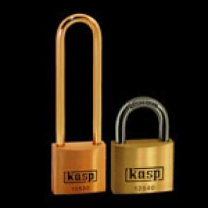 Kasp Padlock (Brass K12560D)