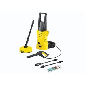 K2 Home Pressure Washer 110 Bar 240 Volt