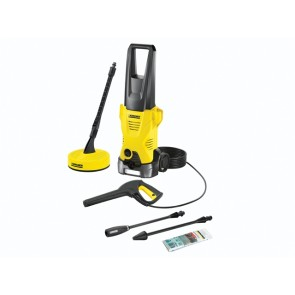 K2 Premium Home Pressure Washer 110 Bar 240 Volt