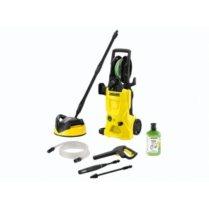 K4 Premium Eco Home Pressure Washer 130 Bar 240 Volt