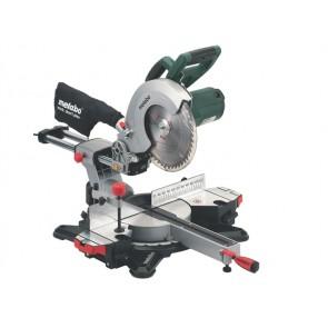 Metabo KGS-216M 200mm / 8in Sliding Mitre Saw 1,500 Watt