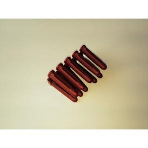 Brown Wall Plugs (Box 100)